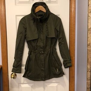 |NWT| Yoki Outerwear Collection Anorak Coat